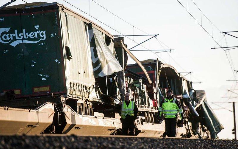 Six dead in Danish train accident