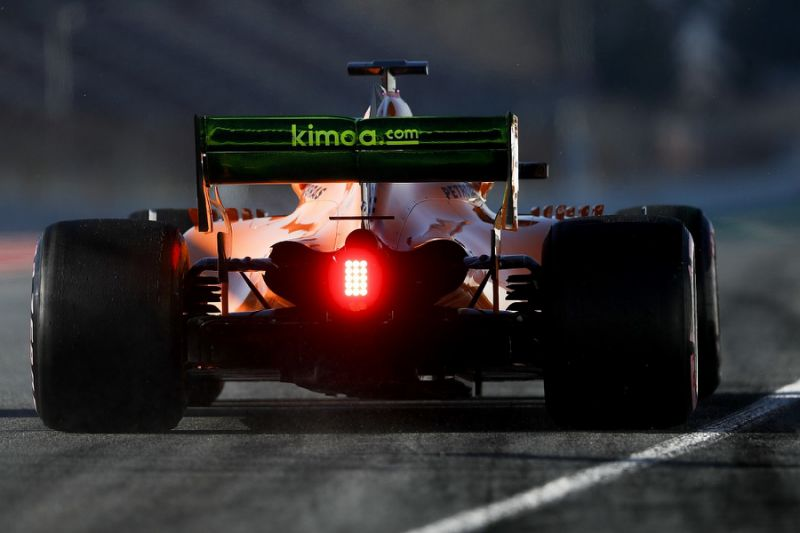 McLaren Formula 1 team announces 2019 car launch date