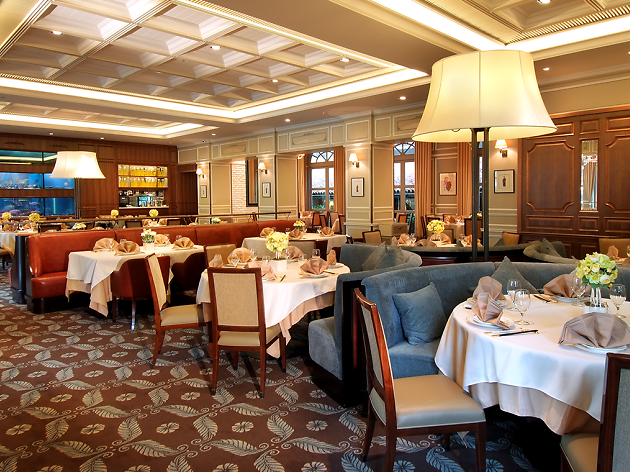 The Michelin star restaurants in Singapore