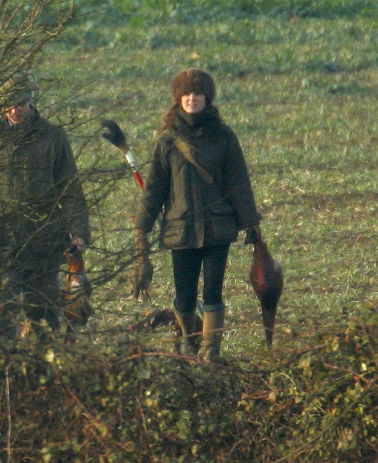 Kate Middleton Went Hunting on Boxing Day, but Meghan Gave It a Hard Pass