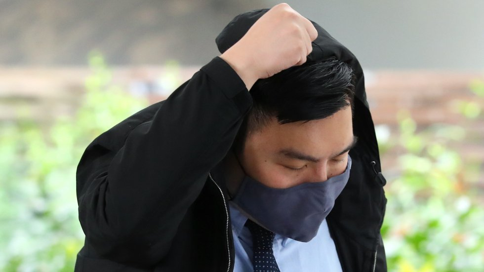 Former accountant jailed for 10 years for stealing US$4.78 million from former Birmingham City boss Carson Yeung's holding company