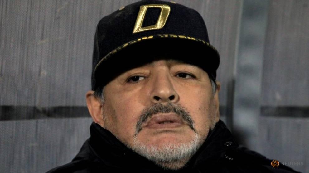 Maradona to extend stay at Mexican club Dorados