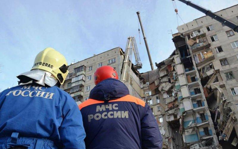 Death toll rises to 37 in Russian apartment block blast