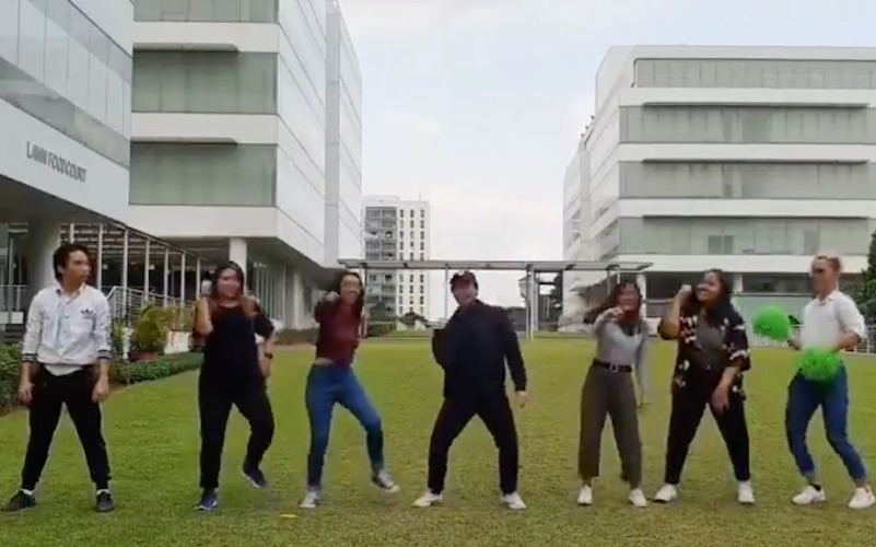 WATCH: Republic Polytechnic's cringeworthy back-to-school clip, featuring the outdated 'Party Rock Anthem'