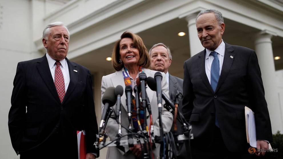 US House passes Bills to end shutdown, ignoring Trump veto threat
