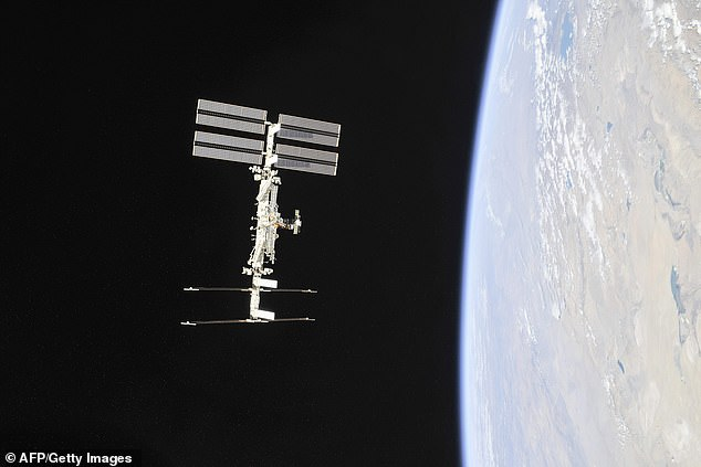 An astronomical error! Astronaut sparked security alert at NASA's Houston base after accidentally calling 911 from the International Space Station