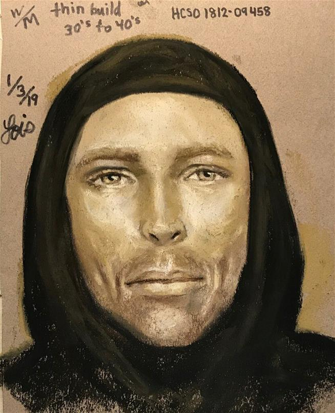 Sketch Released in Search for 7-Year-Old's Killer