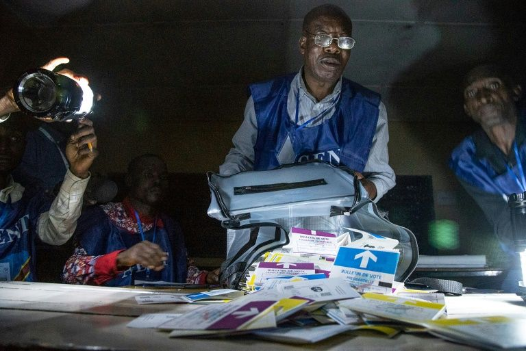 Dr congo on edge as deadline for election result looms