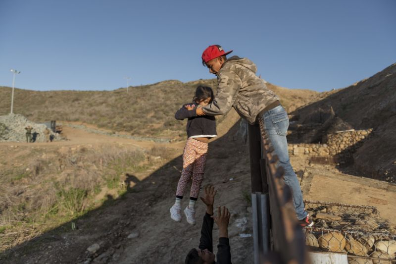 Trump's border wall could result in more child deaths, advocates worry