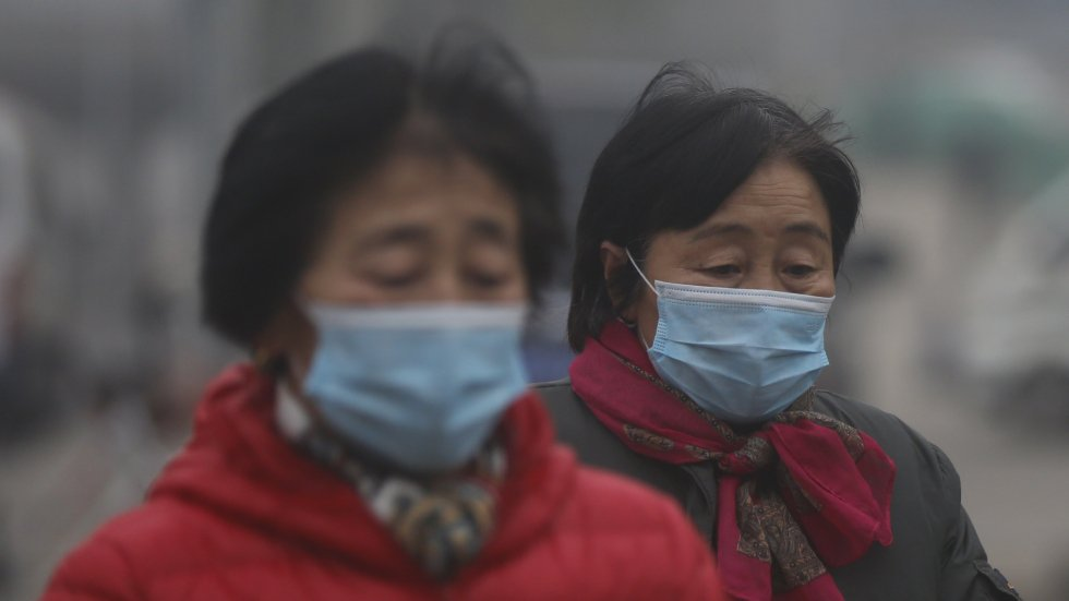 Air pollution in Beijing, Hebei down 12pc in 2018