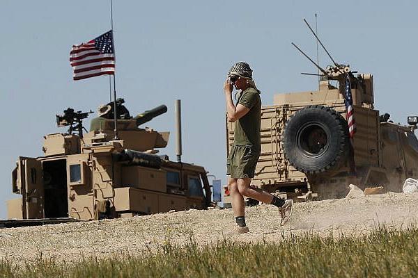 撤军计划有变?美高官:部分美军或留守叙利亚南部