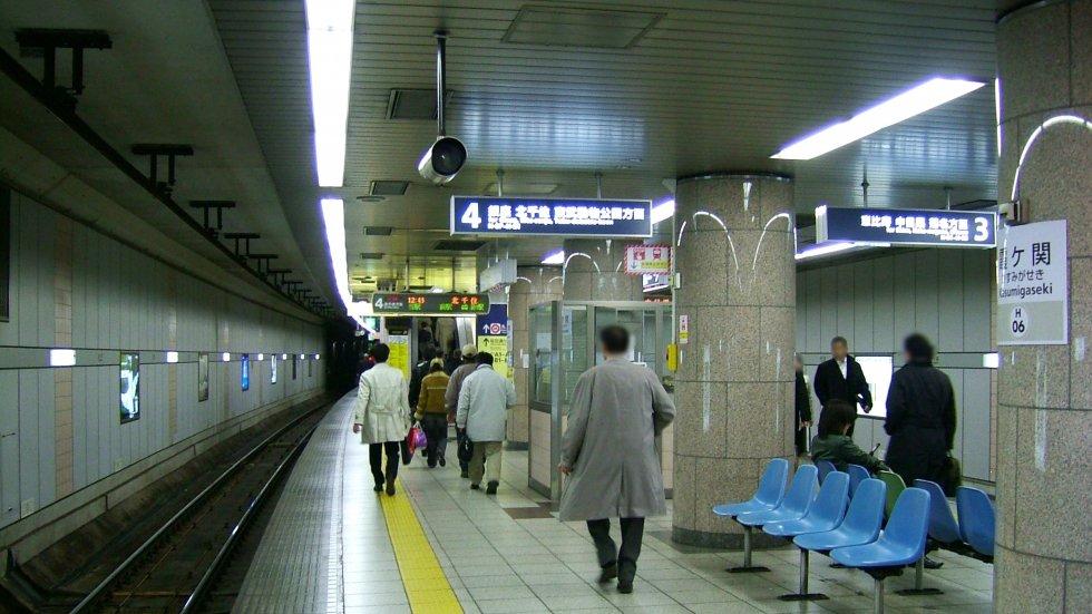 Japan considering anti-terror experiment at Tokyo railway station