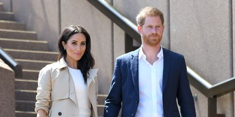 The Duchess of Sussex probably won't give birth in the Lindo Wing