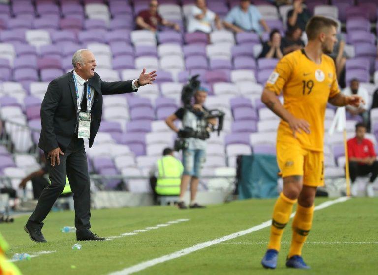 Aussie coach denies 'arrogance' after Asian Cup slip-up