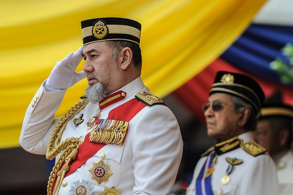 Kelantan Palace: Sultan Muhammad V regrets his 'personal mistake' has blown up on social media