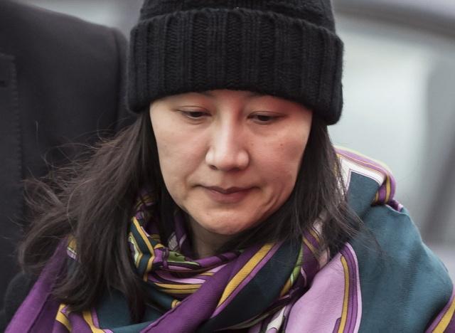 加拿大代表团访华:解释孟晚舟事件 求中方放人(组图)