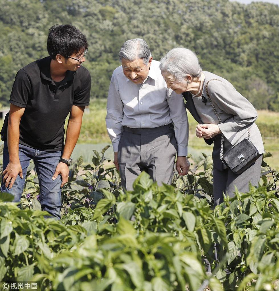 日本明仁天皇即位满30年 受民众爱戴的原因是...