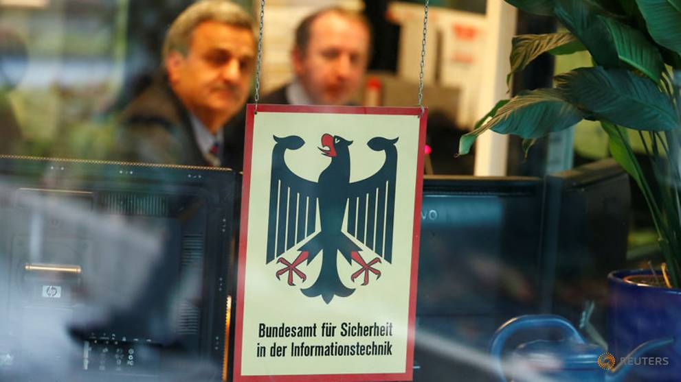 Suspect, 20, held over massive German politician data hack