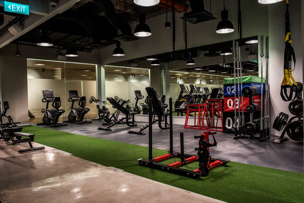 PLATINUM FITNESS | The city's most anticipated 24-hour gym