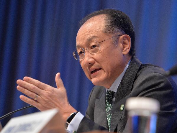 世行行长金墉意外辞职 因与特朗普政府在多方面意见不合