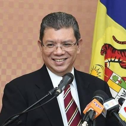 """Seletar cannot use Malaysia's airspace""—M'sian Foreign Minister Datuk Saifuddin Abdullah"