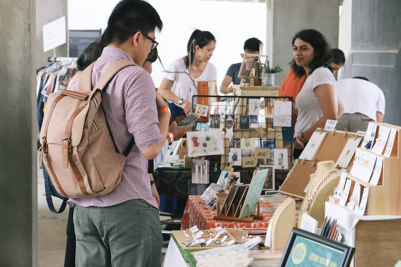 Shop local at these 5 upcoming artisan and indie art markets in Singapore