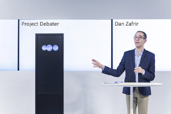 Where the IBM Project Debater AI system may be headed