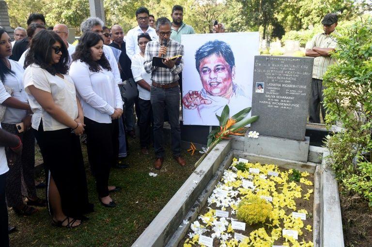 Sri Lanka marks decade since journalist murder amid justice calls