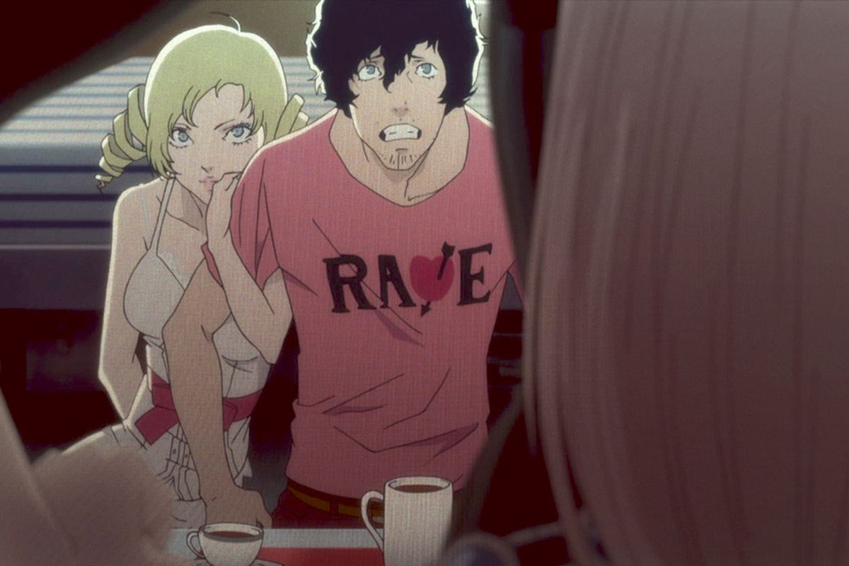 Catherine PC port rated by ESRB