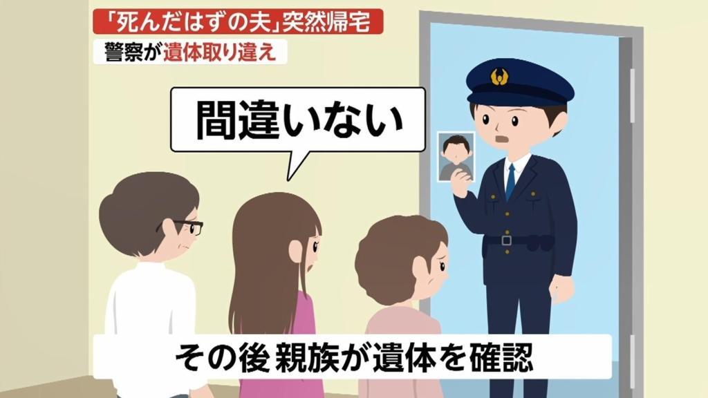 离奇!日本一男子被确认死亡 一年后又活着回家了