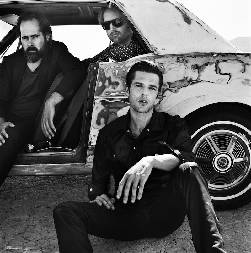 The Killers, Jay Chou, Liam Gallagher, and more set to perform at 2018 F1 Grand Prix