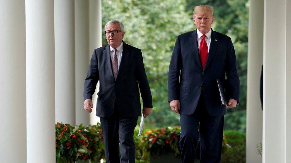 Trump administration downgrades European diplomats in US, EU officials say