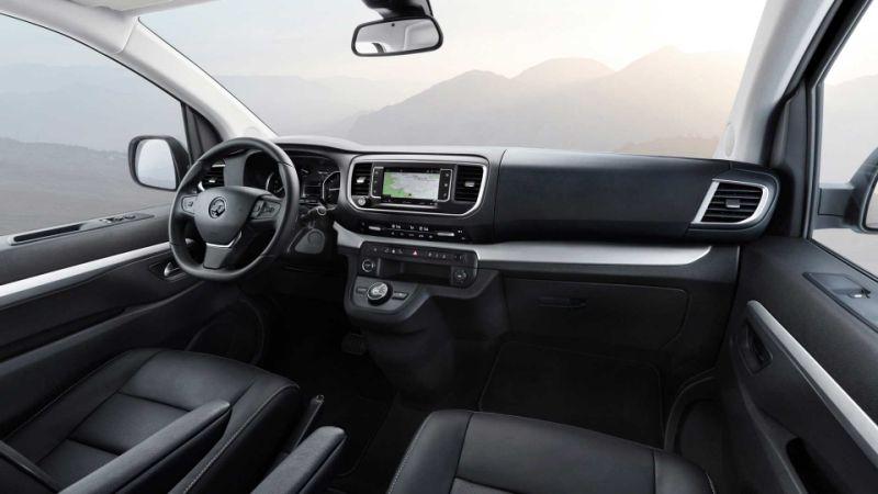 Vauxhall's van-based Vivaro Life MPV to debut in Brussels