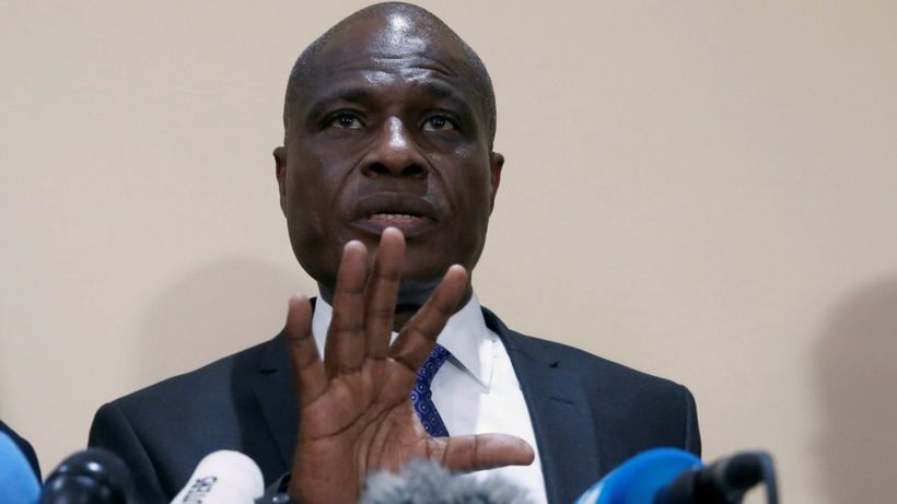 DR Congo opposition candidate Fayulu says results 'not negotiable'