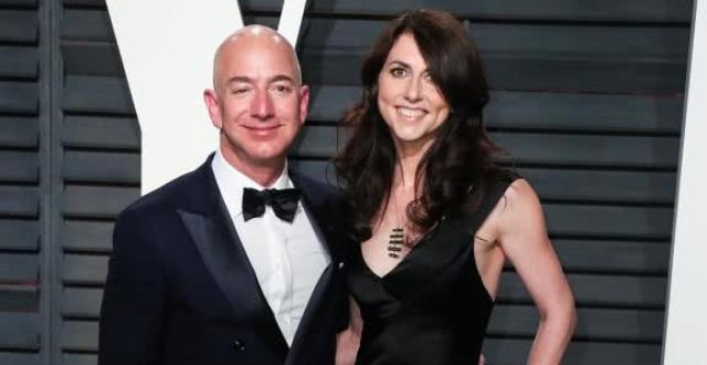 世界首富贝索斯离婚:妻子能拿685亿美元?亚马逊会否易主