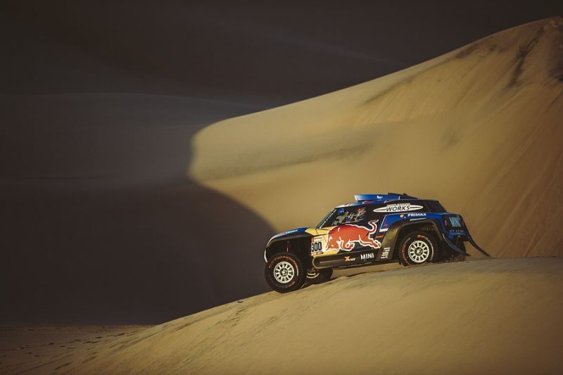 Sainz labels 2019 Dakar Rally roadbook 'a disaster' after accident