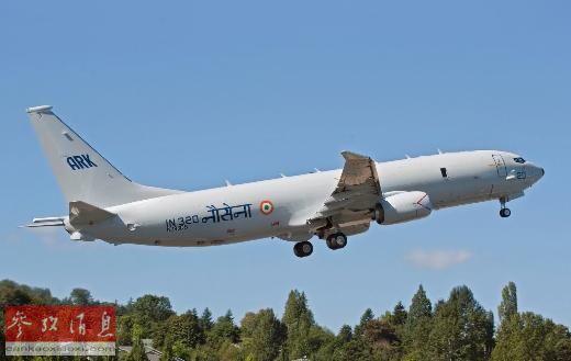 印度海军在东部新设航空基地 扩大在印度洋影响力