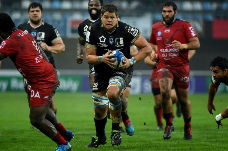 South African-born Willemse included in France's Six Nations squad
