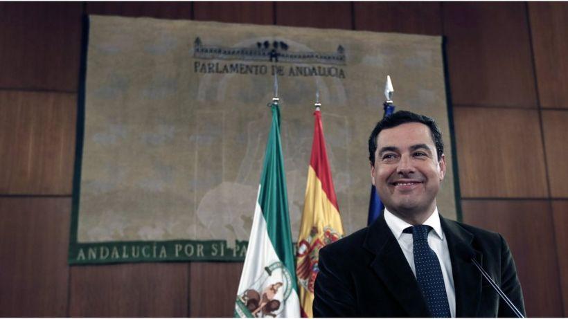 Spain Andalusia: Far right strike landmark deal
