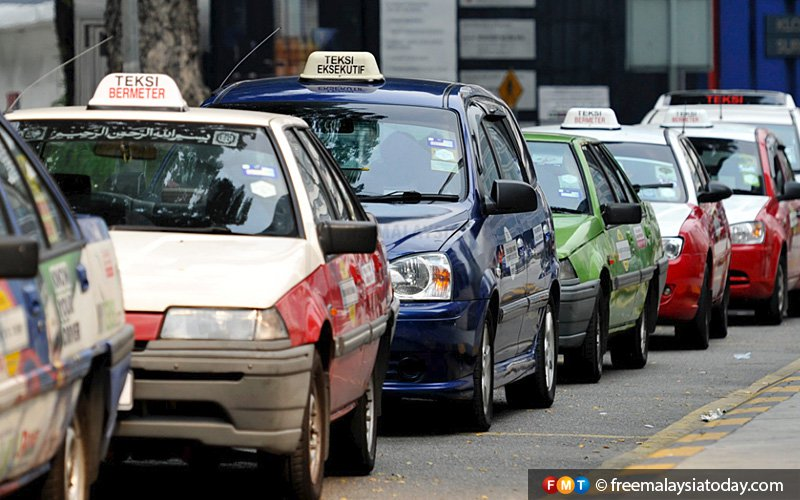 Frustrated cabbies want their own man in Parliament
