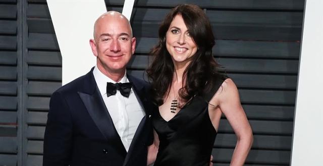 """亚马逊CEO贝佐斯离婚 660亿美元代价可能""""史上最贵"""""""