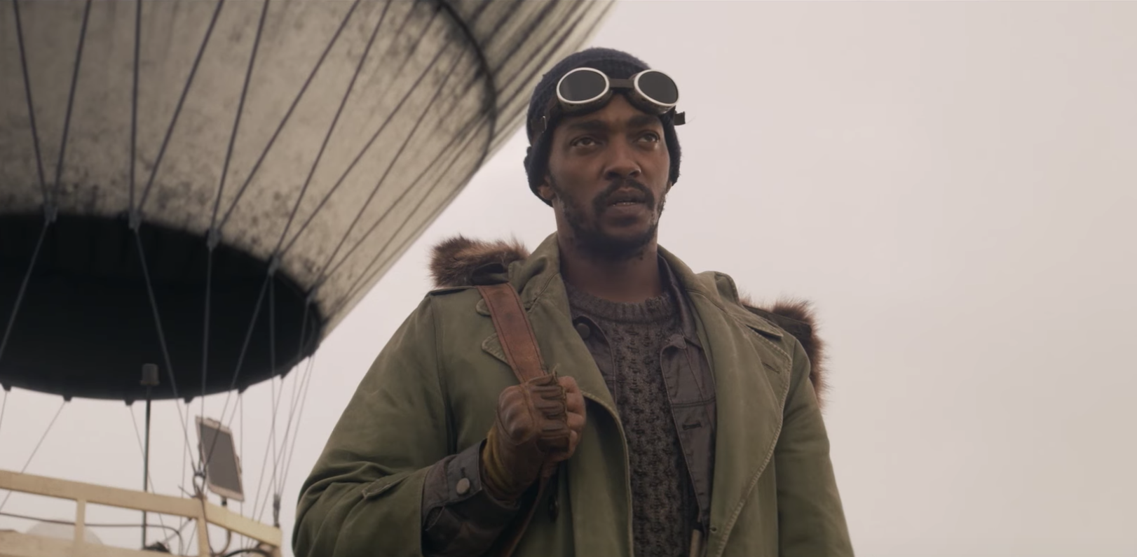 Anthony Mackie faces a desolate Earth in Netflix's first Io trailer