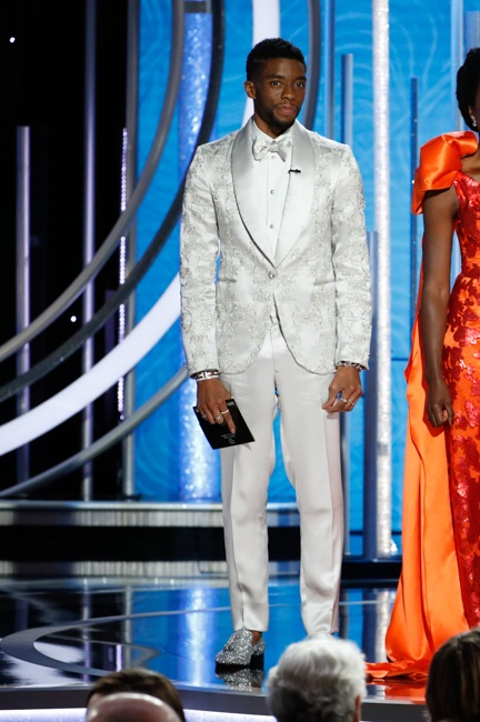 The best and boldest menswear looks from the 2019 Golden Globes