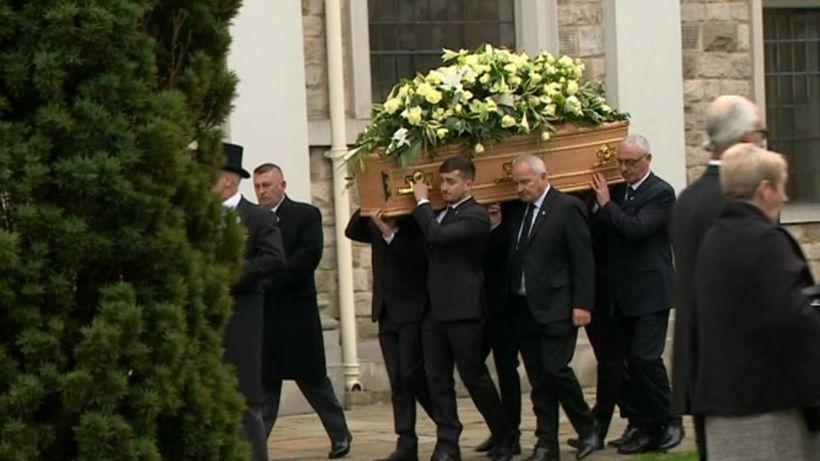 Grace Millane: Murdered backpacker's funeral held in Essex