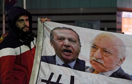 Turkey orders arrest of more than 100 military suspects over suspected gulen ties