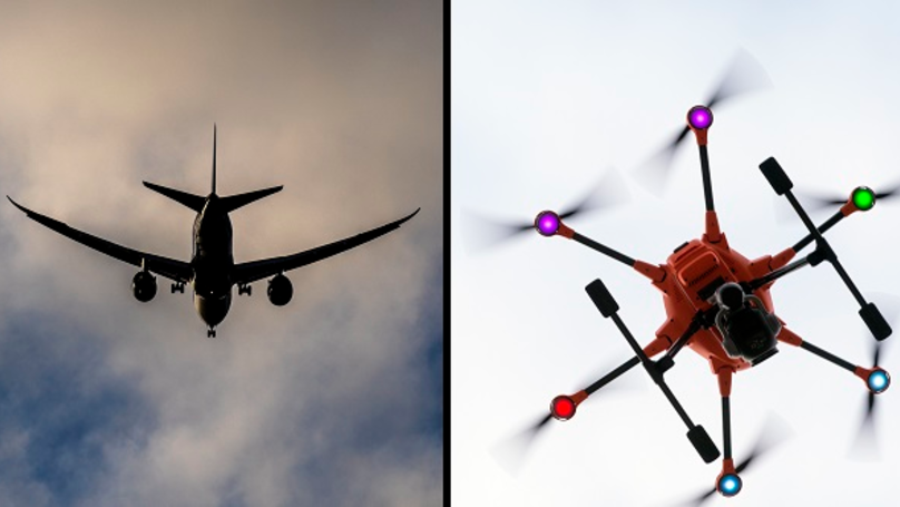 Heathrow Airport Departures Suspended After Reports Of 'Drone Sighting'
