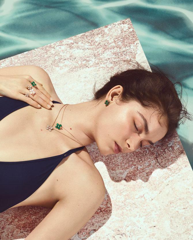 The power of green gemstones