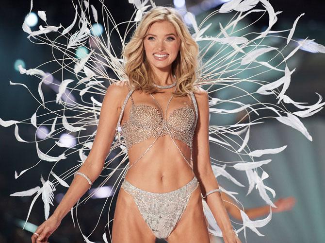 Atelier Swarovski creates the million-dollar Victoria's Secret Dream Angels Fantasy Bra 2018