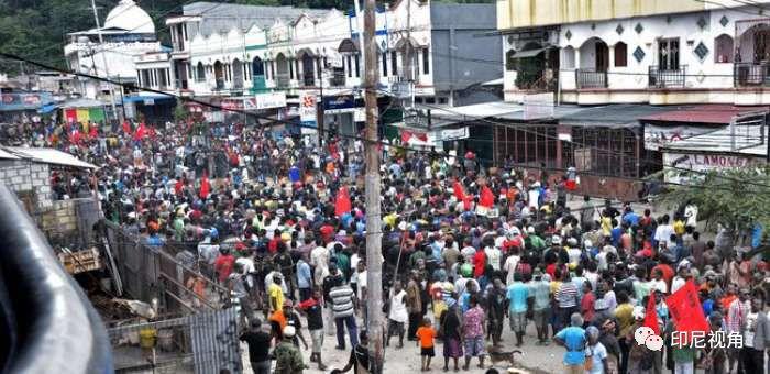 警方拘捕巴布亚分离分子头目 肃贪委首长家遭贪腐集团派人掷炸弹 各地罪案频繁
