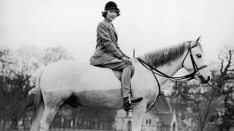 Princess Charlotte Has Taken Up One Of Queen Elizabeth's Favorite Hobbies